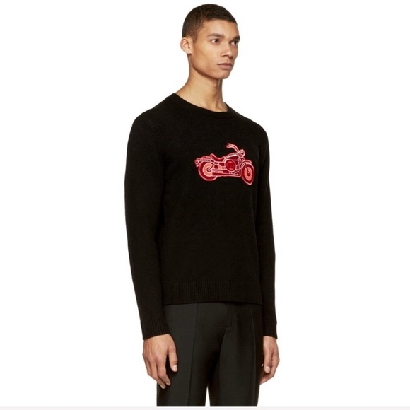 Marc By Marc Jacobs Other - Marc by Marc Jacobs wool motorcycle sweater